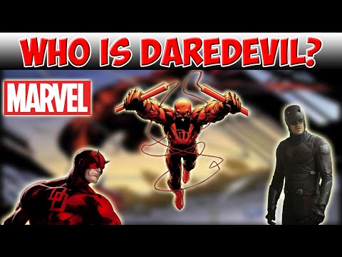 Who is Daredevil? (Comic Book Character Spotlight)