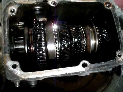 Ford T 98 Transmission