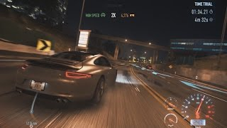 "Need for Speed (2015) Porsche 911 Carrera S (991) ""Joey"" showcase"