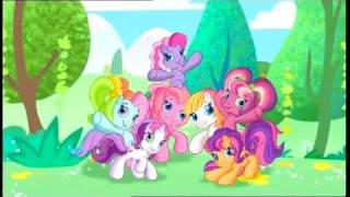 My Little Pony 3.5G Intro Dutch