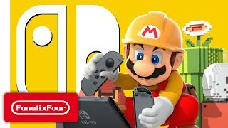How to Take Super Mario Maker 2 the NEXT LEVEL on Nintendo Switch