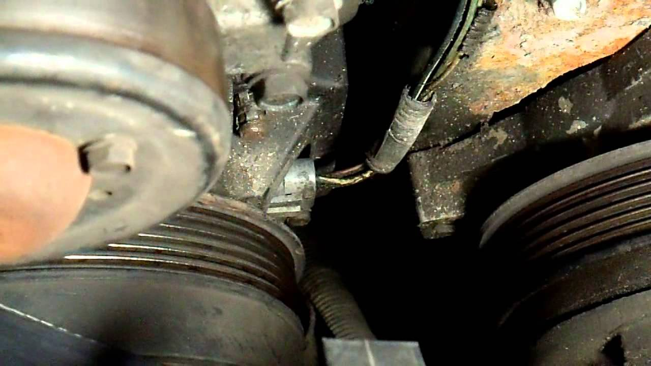 Maxresdefault on Youtube Crankshaft Position Sensor Location