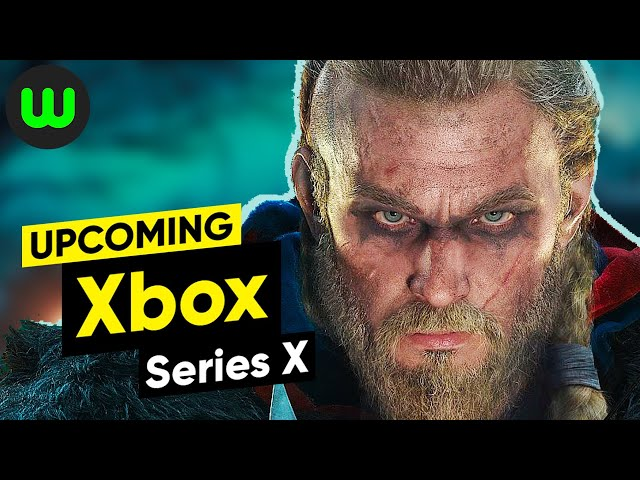 13 Upcoming Xbox Series X Optimized Games | whatoplay