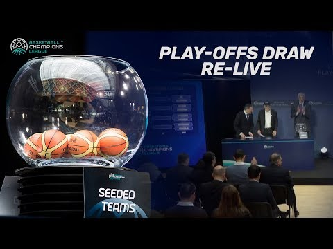 Live🔴 - Play-Offs Draw - Basketball Champions League