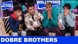 Gambar cover Playing Truth or Dare with The Dobre Brothers!