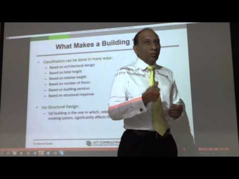 Lecture 1 - An Overview of Tall Building