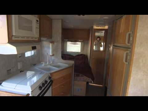 Sunline Travel Trailer