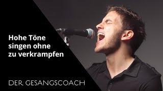 Hohe Töne Singen: 3 Praxis-Tipps für deinen Erfolg!