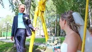 Свадьба дочери в Ключиках