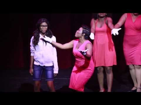 """Beautiful"" / ""One Fine Day"" Performed By Students At BDF LA 2014"
