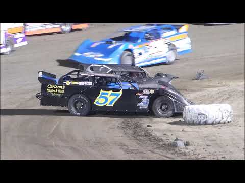 Grand Rapids Speedway-Stock Car Racing-Late Models-2019-Itasca County Fair-Minnesota
