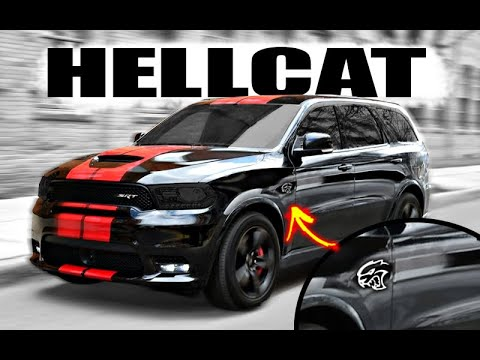 Durango SRT Hellcat - Cost & Performance