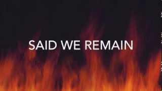 We Remain - Christina Aguilera (Lyrics)