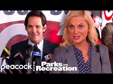 Parks and Recreation  Meet Bobby Newport Episode Highlight