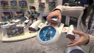 Stellosphere Toy Ship, Miles From Tomorrowland, New From TOMY, Toy Fair 2015