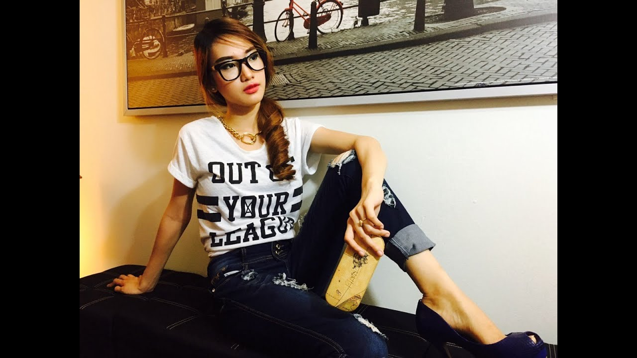664815460fbb Makeup   Outfits Tips for Eyeglasses!