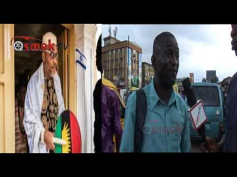 BIAFRAN  Lagosians React To Nnamdi Kanu s Propose Visit To Lagos