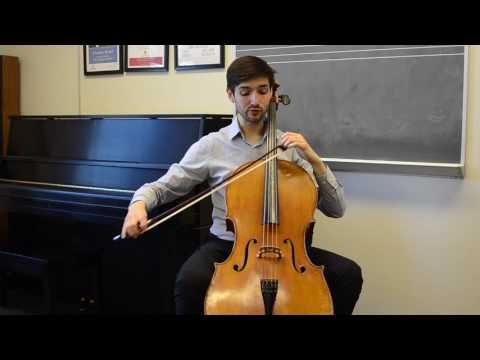 Piatti Lesson #1 - Forearm Circles