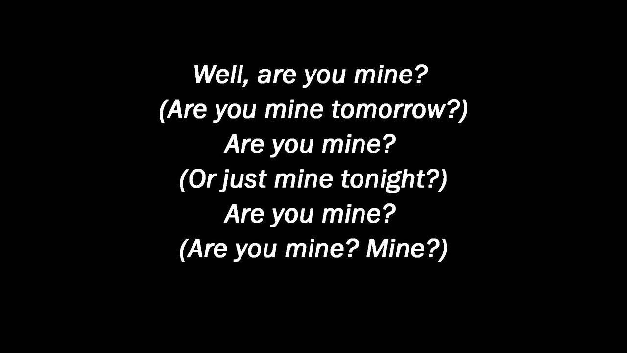 Arctic Monkeys - R U Mine (Chords) - Ultimate Guitar Archive