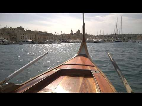 Social Programme Gateway School of English - Valletta to the Three Cities traditional boat crossing