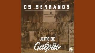 CD Jeito de Galpão - Vanerão Da Noite Inteira - Meu Nome é Festa