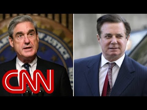 Mueller believes Manafort fed info to Russian with intelligence ties