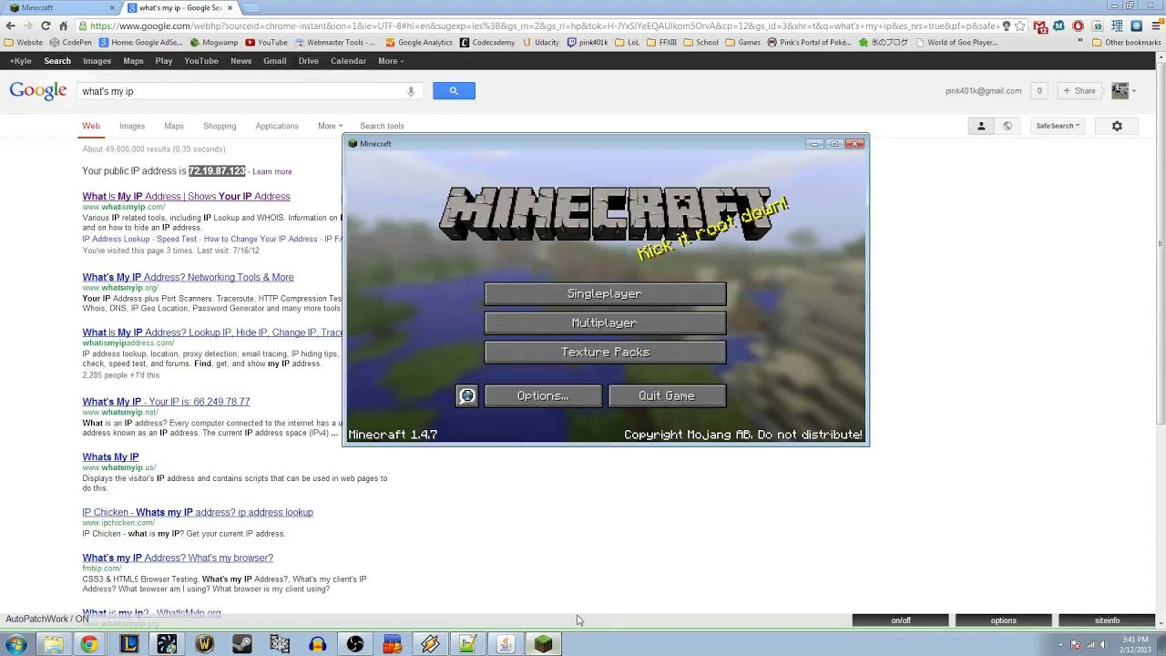 How To Host Your Own Minecraft Server EXE JAR YouTube - Minecraft server erstellen jar
