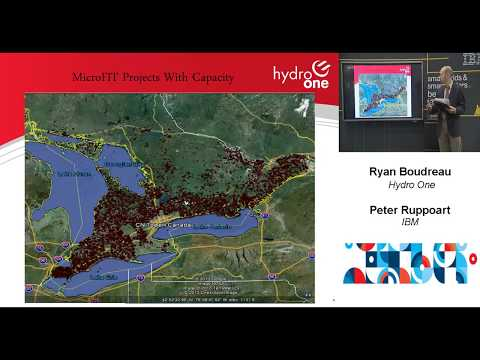 Hydro One Managing Distributed Generation through Predictive and Optimized Analytics