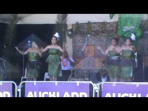 Pasifika Festival 2013 tonga stage womens group
