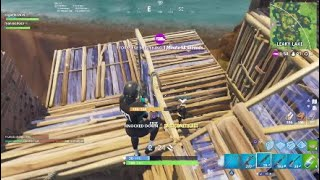 Fortnite Brand New NSL Skin Gameplay with Ryanteo0609
