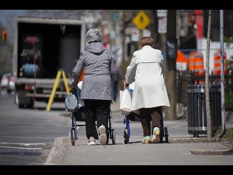 La population du Québec… en 2066