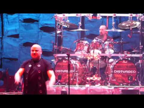 Disturbed - Full Show, Live at Virginia Beach on 8/2/16, during their 2016 Immortalized Tour