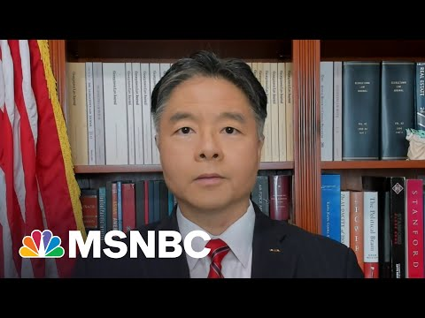 Rep. Ted Lieu: 'It Can Only Get Worse' For Trump With A 1/6 Commission