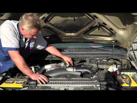 2006 ford f250 diesel wont start
