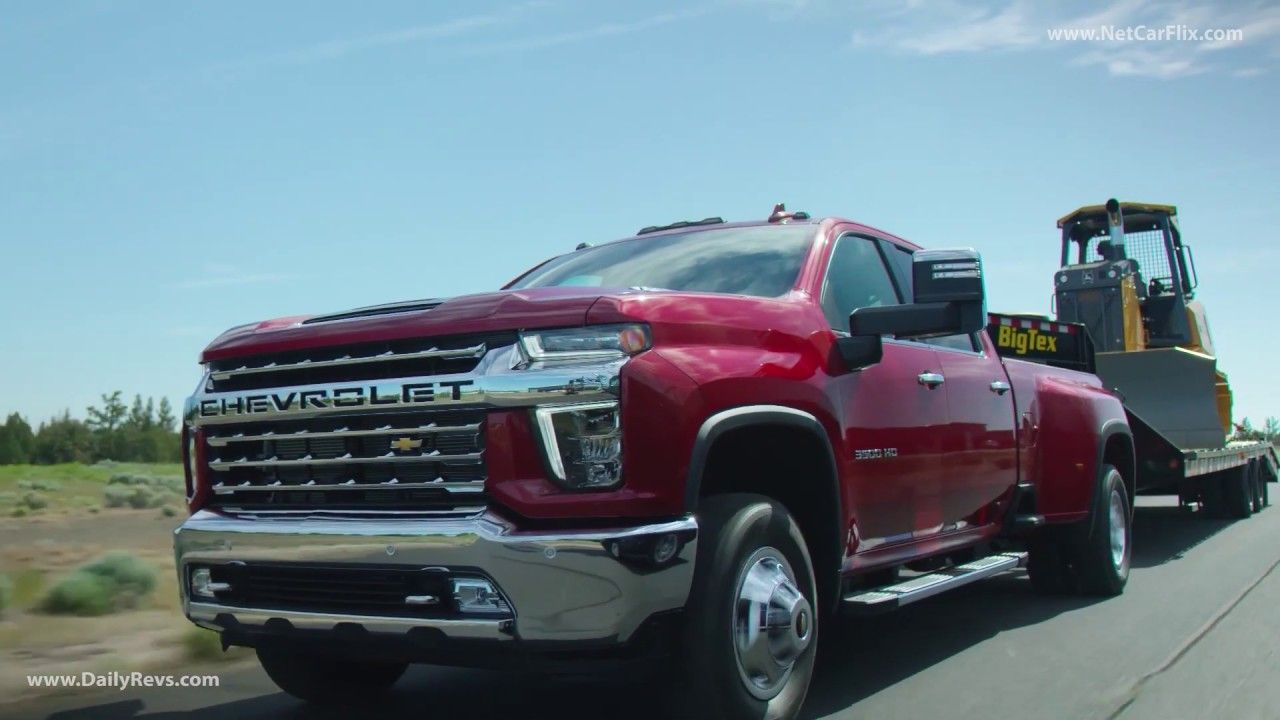 2020 Chevrolet Silverado 3500HD | Driven with Trailer | Towing Capability