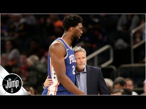 Why the 76ers were right to bring Brett Brown back | The Jump