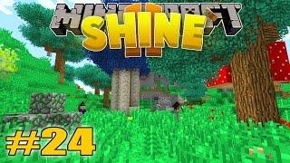 Magischer Ritus im Wald entdeckt!: Minecraft SHINE 2 - Folge #24 (SparkofPhoenix)