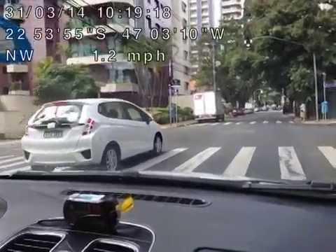 Novo Fit filmado nas ruas do Cambuí, em Campinas - 31/03/2014