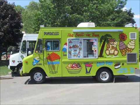 Ice cream truck Toronto & GTA - MR ICEBERG