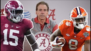 Nick Saban CALLS OUT his former player! Justyn Ross thinks CFB players will LEAVE for the XFL!