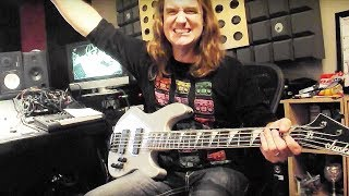 Megadeth at Vic's Garage - Studio Update #6 February 2013