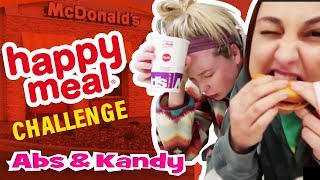 The Happy Meal Challenge