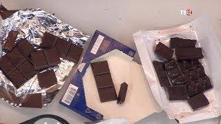 Шоколад темный. Естественный отбор