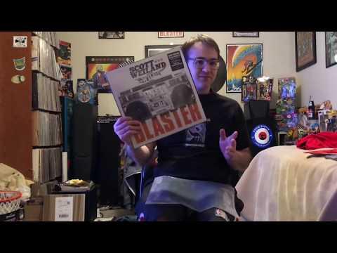 Stone Temple Pilots vinyl collection