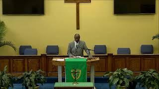 Trinity AME Sunday Service
