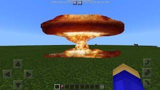 Cara membuat Senjata Nuklir di Minecraft
