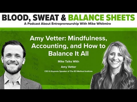 Amy Vetter: Mindfulness,