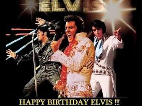 Elvis presley singing happy birthday| Elvis presley birthday invitations