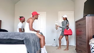 I WANNA BE A GIRLY GIRL PRANK ON AR'MON AND TREY!!!