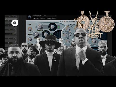DJ Khaled - I Got The Keys Ft. Jay Z, Future (Lead Synth Tutorial)